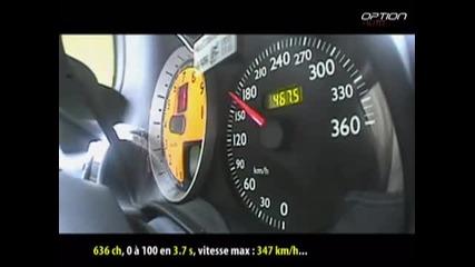 Ferrari F430 Novitec (option Auto)