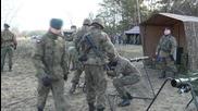 Poland: DefMin Macierewicz observes as civilians train at military drills