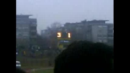 Ботев - Славия (12.12.2007)