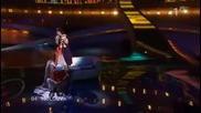 Молдова - Geta Burlacu - A Century of Love - Евровизия 2008 - Първи полуфинал - 12 място