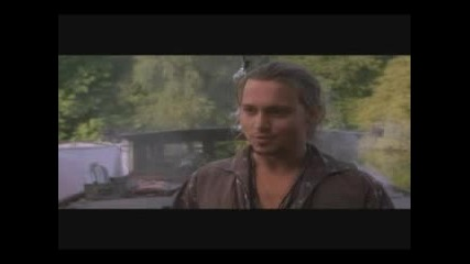 Johnny Depp In Chocolat