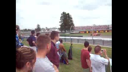 2005 Formula 1 Indianapolis