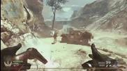 Call of Duty Mw2 - Дядката цепи мрака!