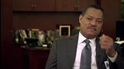 Contagion - Official Laurence Fishburne - Dr. Ellis Cheever Interview [hd]