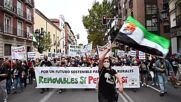 Spain: Thousands of environmental activists rally in Madrid against renewable energy megaprojects