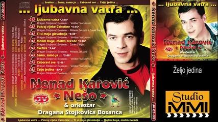 Nenad Karovic Neso - Zeljo jedina (audio 2002)