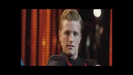 The Hunger Games Clip - Peetas Interview With Caesar