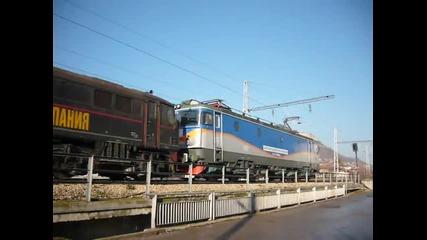 Бжк с локомотив 400409