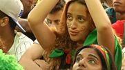Лисабон изригна след успеха на Португалия