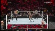 10.03.2014 Първична сила 3 * Wwe Monday Night Raw (10ти март 2014 година)