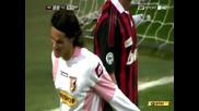 Milan - Palermo 0 - 2