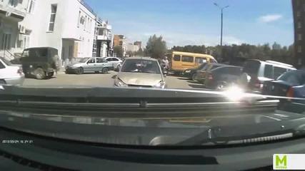 Колко глупав шофьор трябва да си, за да направиш това