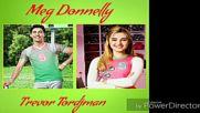 Meg Donnelly Trevor Tordjman-stand from Z. O.m.b.e.s Disney /audio only