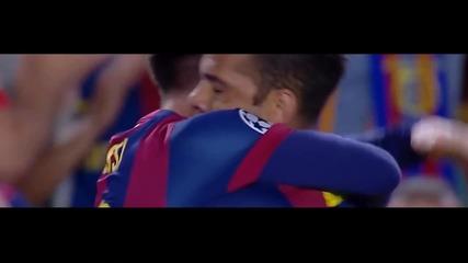 Меси срещу Байерн Мюнхен 14/15 1080p Champions League all goals