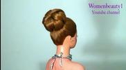 Прическа за дълги коси букли