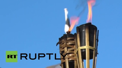 Estonia: Anti-refugee protesters condemn EU quotas at Tallinn rally