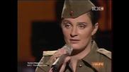 Батальное полотно - Концерт Песни военных лет