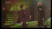 [live] Shinee Wild eyes (shinhwa) in Suits @ Music Bank