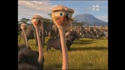 Мадагаскар 2 (2008) (бг аудио) (част 2) Версия А Tv Rip Нова телевизия 23.11.2014