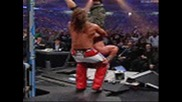 Hbk Piledriver On John Spina