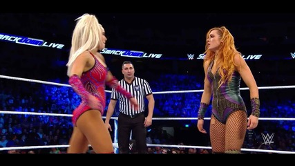 Lana vs. Becky Lynch: SmackDown LIVE, Sept. 25, 2018