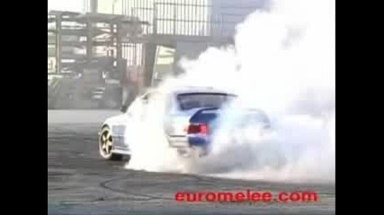 Bmw M3 Pics & Burnout