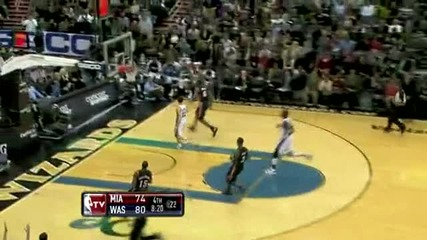 Heat @ Wizards 19.12.10