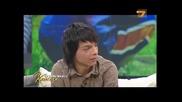 Стамбини, Михаела и Брадшоу в Споделено с Камелия 06.06.2011 (3)