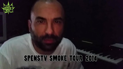 SPENSTV SMOKE TOUR 2014