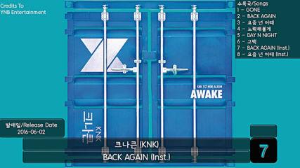(knk) _ Awake [full Album]