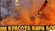 "Феновете на Ботев напълниха стадион ""Христо Ботев"" за последно"