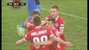 Левски губи с 0:1 от Хасково след първото полувреме