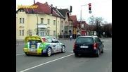 Не се Закачай с Focus Wrc на Светофара