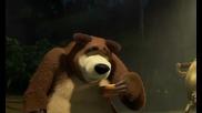 Маша и Медведь - День варенья, сезон 2010, епизод 5