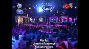 Синан Акчъл Ft. Теодора - Събота (cumartesi) Beyaz Show 23.04.2011 - Lazanist