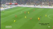 Украйна 1:0 Македония 12.10.2014