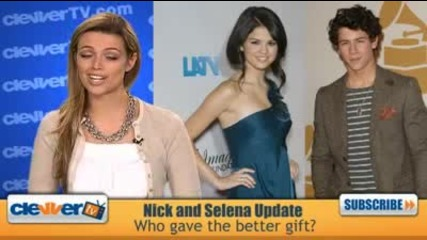 nick and selena gifts who outdid who