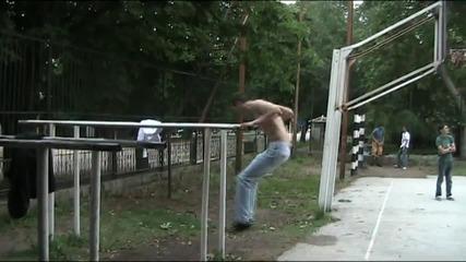 Philip Zhelev 2011 - Street Fitness Bulgaria