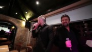 Tus & Matthaios Giannoulis - pisteve kai mi erevna Prod. Fus - Official Video Clip