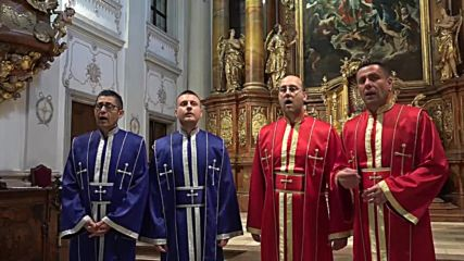 Светоглас - Господи, спаси благочестивия