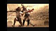 Spartacus - Blood and Sand (кръв и Пясък) - Music video