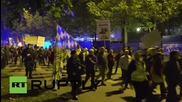 Germany: PEGIDA supporters march in Munich against refugees