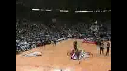 Нба Баскетбол - 2000 Слам Дрънк Контест