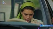 Bana Artik Hicran De / Наричай ме вече Хиджран еп.3 Мурат целува Хиджран