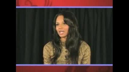 Ciara - Interview (MTV First Ladies)