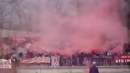 Cska Sofia ultras mentality !