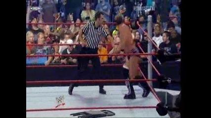 Chris Jericho Сваля Маската на Rey Mysterio