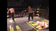 C Z W Best Of The Best 2008 - Chuck Taylor vs. Lufisto