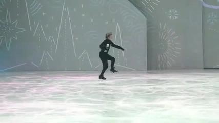 Плюшченко показа как изпълнява 8 последователни скока (ВИДЕО)