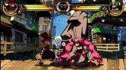 E3 2011: Skullgirls - Art Style Walkthrough Part 2